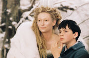 Jadis edmund white witch