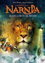 El león, la bruja y el armario poster