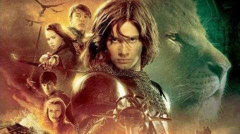 Las Crónicas de Narnia 2 El Príncipe Caspian (Trailer español)