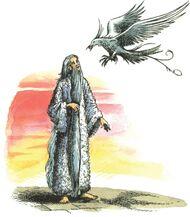 Раманду и птица ПЗ