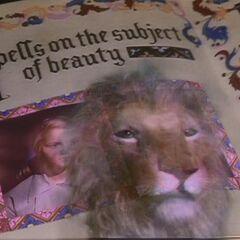 Аслан в Волшебной книге