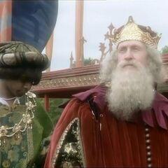 Король Каспиан в старости