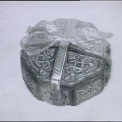 Коробка с рахат-лукумом в сериале