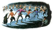 Танцы на лужайке ПК