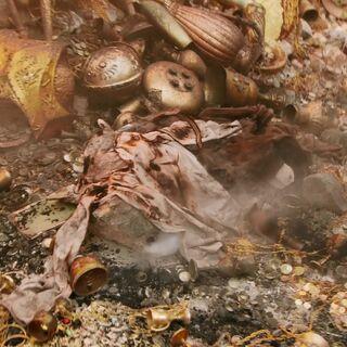 Дневник среди дымящейся одежды Юстаса