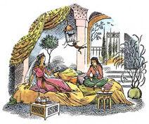 Aravis és Lasaraleen