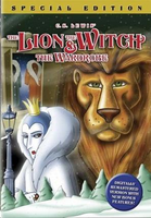 The Lion, the Witch and the Wardrobe US animated cover