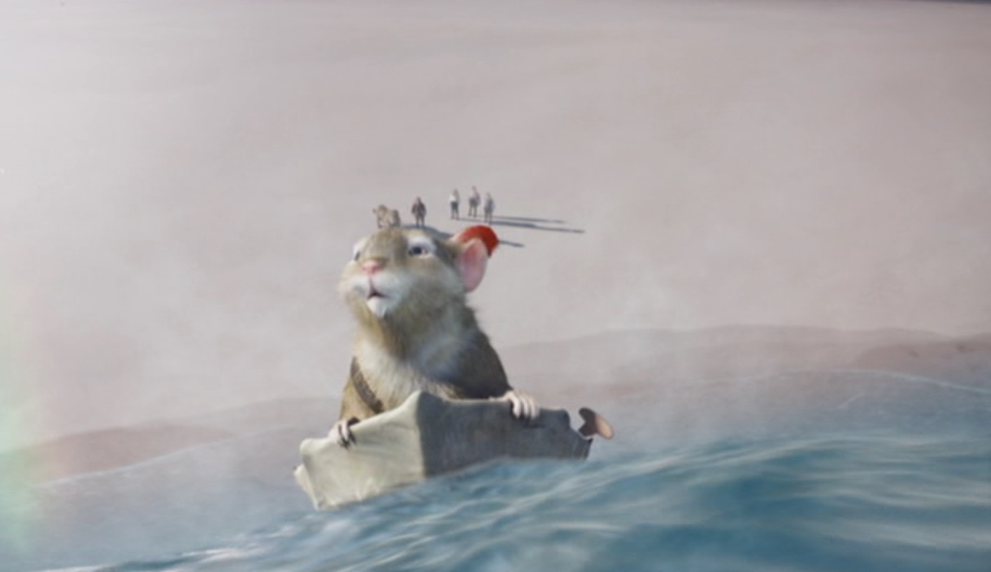 Image - Reepicheep-Coracle.jpg | The Chronicles of Narnia Wiki ... for Narnia Reepicheep Quotes  186ref