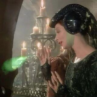 Магия Дамы в зелёном