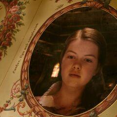 «Зеркало» на странице заклинания красоты