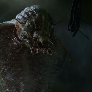 Морской змей - главный кошмар острова
