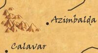 Азым Балдах карта
