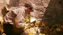 Юстас набирает золото ПЗф