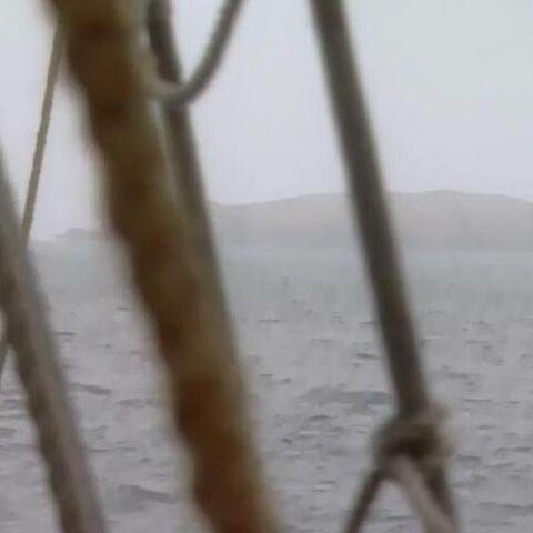 Остров вдалеке