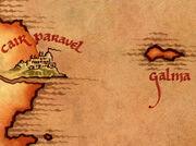 Гальма карта
