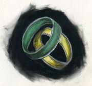 Les anneau magique