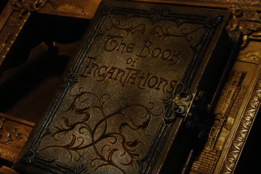 Book Of Incantations The Chronicles Of Narnia Wiki Fandom Powered By Wikia