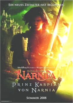 Die Chroniken von Narnia-Prinz Kaspian