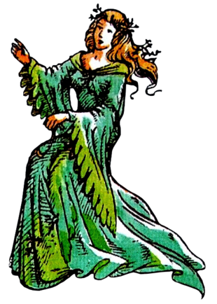 Lady Of The Green Kirtle The Chronicles Of Narnia Wiki