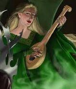 Zielona czarownica
