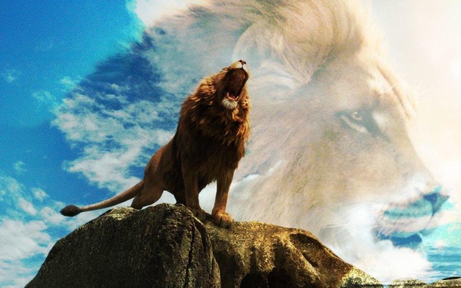 Narnia 5 Wallpaper Hd Aslan By Falconfliesalone On Deviantart