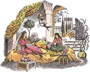 Лазарилина и Аравита