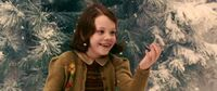Lucy narnia winter