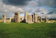 Stonehenge back wide