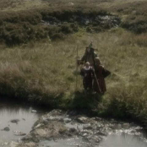 Река в сериале