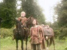 Дриниан и Рилиан в лесу СКс