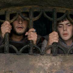В плену у работорговцев