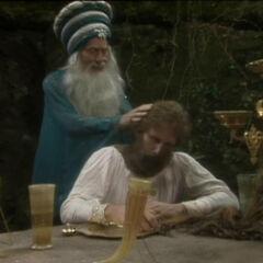 Раманду усыпляет лорда Рупа