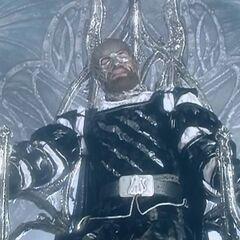 Рилиан в серебряном кресле