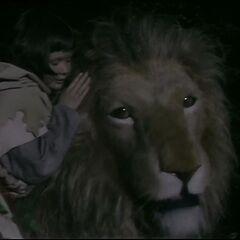 Люси и Аслан в сериале