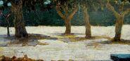 Eligiusz Niewiadomski Na korsykańskim brzegu 1914