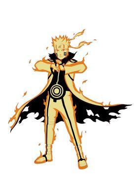 7607 PUB Naruto KuramaLinkMode