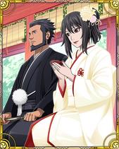 Kurenai Yuhi Wedding Card 1