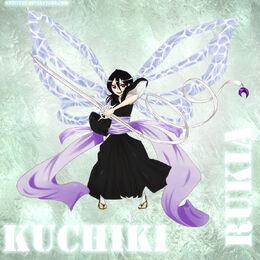 Rukia - Bankai