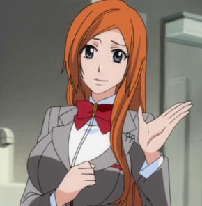Orihime Inoue Naruto Bleach And Sonic Wiki Fandom Powered By Wikia