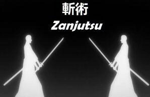 Zanjutsu