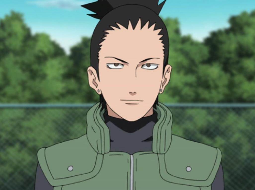 Image result for Shikamaru nara