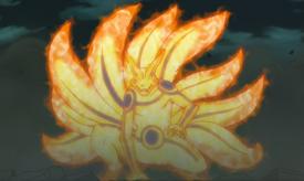 Naruto Uzumaki's Tailed Beast Mode