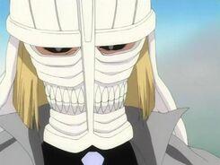 Shinji's Hollow Mask