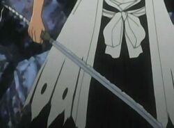 Zaraki sword