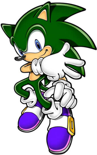 Zach The Hedgehog Naruto Bleach Korra And Sonic Wiki Fandom