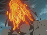 Fire Style: Great Dragon Flame Jutsu
