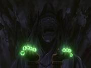 Gedo Mazo Akatsuki Rings
