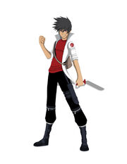 Naruto oc sarutobi juushiro age 13 by jarein-d5xpepf