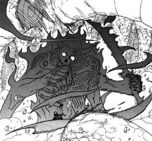 Sasuke's 4-armed complete susanoo