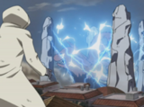 Lightning Release: Four Pillar Bind